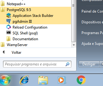 Como instalar o PostgreSQL no Windows – Select host – Cloud